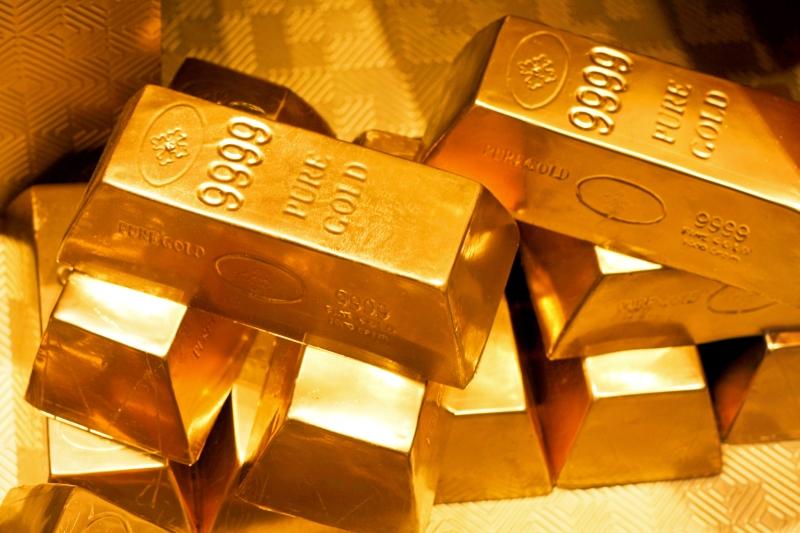 wzrosty na złocie - sytuacja na ukrainie