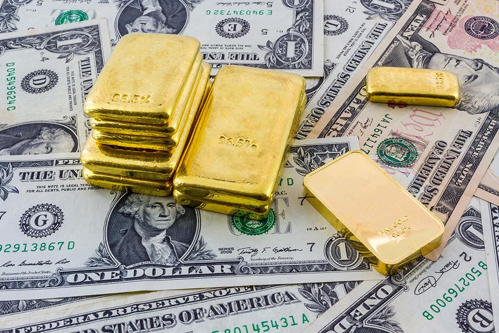 wzrsoty na złocie a problem rosja-ukraina