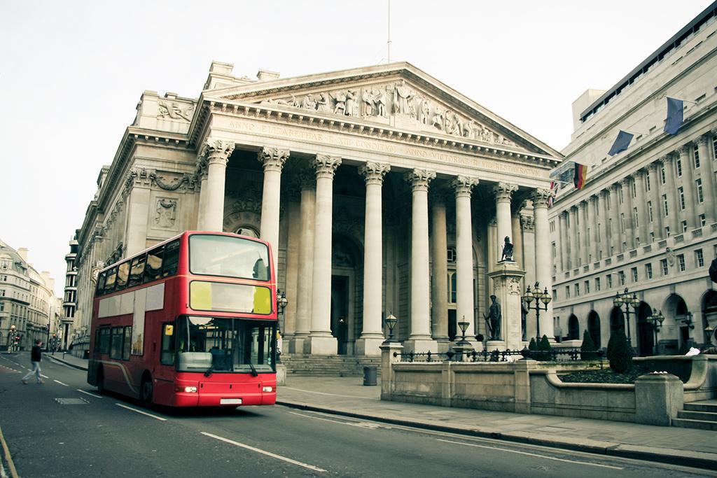 Bank Anglii - Stopy procentowe