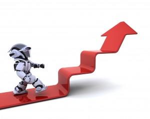 trading algorytmy roboting