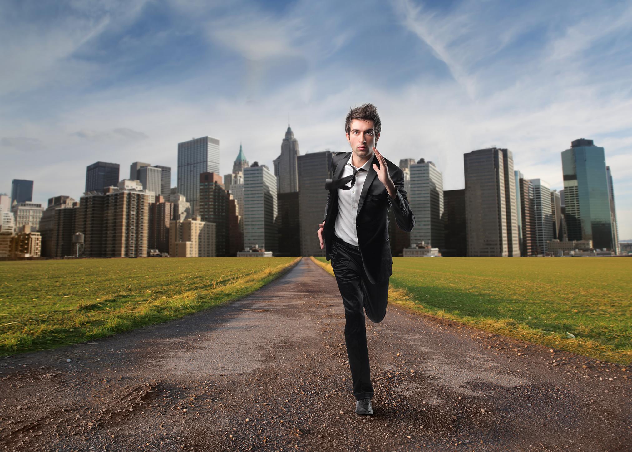 bieganie a stres forex