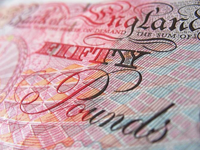 inflacja a stopy procentowe funt