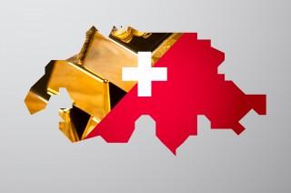 szwajcaria referendum - złoto