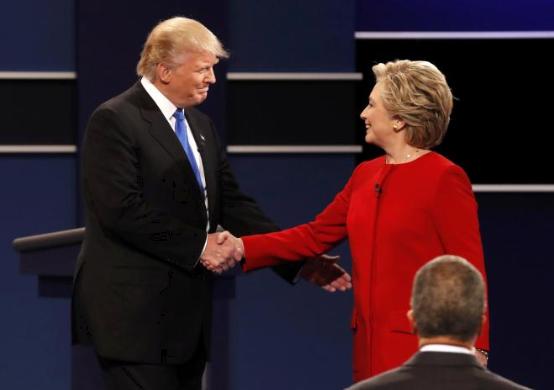 Debata Trump – Clinton – Meksyk wygrał