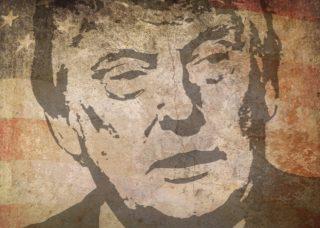 45 prezydent stanów zjednoczonych - donald trump