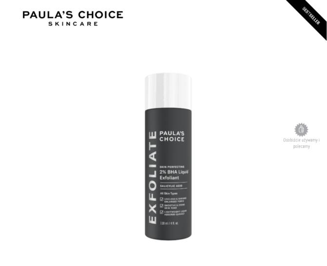 Paulas Choice - Płyn złuszczający z 2% kwasem salicylowym